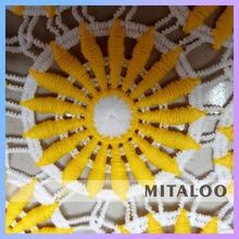 Mitaloo New Coming Multicolor Custom Guipure Lace Fabric MCP1421