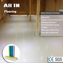 Hot Sell Wonderful Seamless Glass Fiber epoxy Flooring commercial epoxy floor coatings