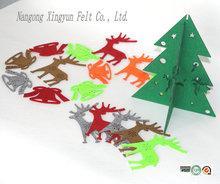 Christmas Tree Decoration , Christmas Felt Decoration,Christmas Felt Ornament For Christmas Day