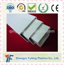 150mm / 7 Inch Diameter PVC Pipe Square PVC Drain Pipe