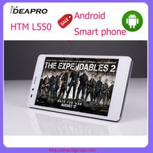 L550 5.0inch 1G+8G cellular