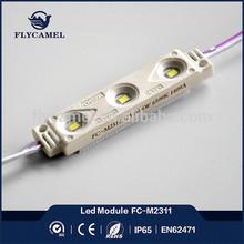SGS CE ROHS certification high lumen smd led module light 5050