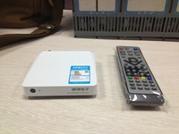 HD Mpeg4 FTA DVB-C digital cable receiver with IR blaster
