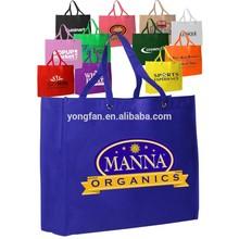 Cheap Wholesale Custom Printed Non-Woven Shopper Tote Bags