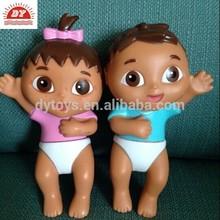 Menina Dora rosa boneca baby alive