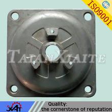 Aluminium casting medical equipment part generator cover