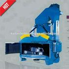 Q3518 series turning plate type shot blasting machine/shot peening equipment