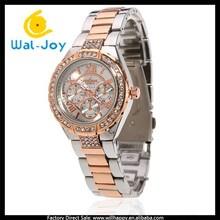 personality charming waterproof hot sale vogue smart diamonds Geneva watch for ladies(WJ-3214)