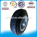 Pr1400-1 ceia atrito 2.50 - 4 de fábrica carrinho industrial rodas roda de borracha