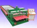 Baixo preço telha perfil coberturas metálicas que faz a máquina