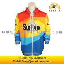 usa custom sublimation hoodies /sweatshirts long sleeve t shirt hip hop clothes