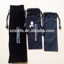 black Velvet bag, black pouch,custom gifts bags promotional bags velvet pouch