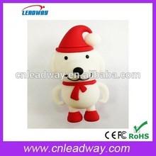 cartoon animal usb pen drive funny Christmas dogs for kids 1gb 2gb 4gb 8gb 16gb 32gb usb memory stick