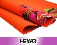 indonesia cotton rose print corduroy fabric