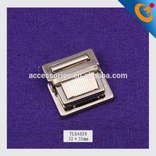 2013 handbag hardware supplies luggage wholesale zinc alloy case lock