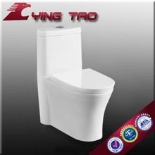 fashion type construction high size porcelain top quality siphon toilet