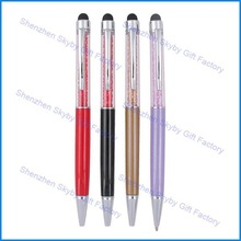 Crystal Stylus Wholesale Factory Promotion Manufacturers Metal pen
