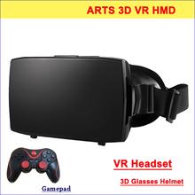 4.7-6'' Phone Watching 3D via VR Headset best Video Glasses Price