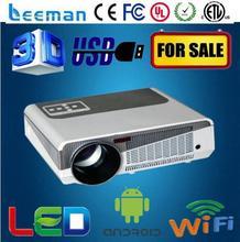 full hd projector 1920x1080 portable led dlp projector with usb tv 2hdmi vga dlp 3d projector