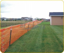 Cheap Orange HDPE Plastic Mesh Wire Fence