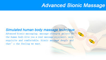 increase the skin's resilience and flexibility tens digital therapy machine massage therapy device