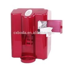 2014 rojo casa de regalo mini fabricante de hielo