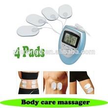Muscle Massager Slimming Mini smart Electronic Pulse Burn Fat glamorous body slimming massager