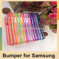 Soft TPU Gel Bumper Case Phone Cover Skin for Samsung Galaxy S2 i9100 / S3 i9300 / S4 mini/ S5 / S5 mini / Grand Duos i9082