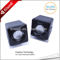 High Quality Speaker USb 2.0 Mini Computer Speaker For PC/Laptop/Tablet