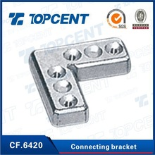 OEM available furniture fittings metal connecting brackets for furniture