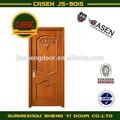 indio tallado de madera puerta