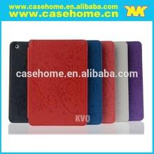 New arrival leather case for iPad mini 3