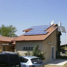 Bluesun easy installation on-grid 1500W solar energy how does it work
