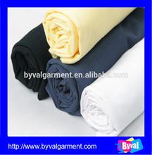 Custom OEM Cotton/Polyester Yellow Men's Plain O Neck Short Sleeve Tshirts,men underwear t-shirt