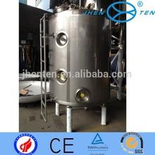 Sanitary stainless steel water storage tank 20000 liter