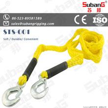 taizhou rigging manufacturer nylon rope new arrival mix diamond braid pp pe nylon rope