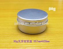 Chinese unique candle jars make aluminum wholesale