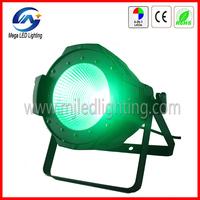 factory price 100W white or 4in1 mini led par 64 dmx rgbw stage light bar