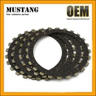 China Motorcycle Clutch Part, CG125 Motorcycle Clutch plate, Good Performance
