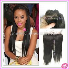 hot selling !!! free parting swiss top lace closure 100% human hair closure 3.5*4 virgin brazilian straight silk closure