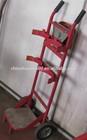 trolley fire extinguisher cylinder cart frame