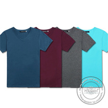 200 grams made in China spandex/cotton popular children wear tshirt