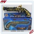 Caliente b/juguete o pistola, los niños de plástico pistola de juguete seguro para