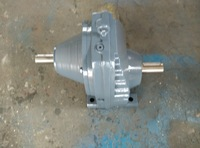 RXS helical gearbox FOOT MOUNT
