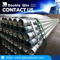 Azul tiras de acero, de hierro de tubos de acero, tubo de hierro fundido