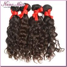 FASHION 6A grade 100% virgin hair natural wave european hair weaves pictures