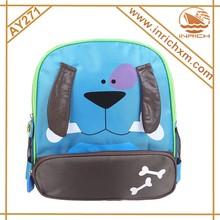 Chritmas Promotion Zoo Pack Kids Dog School Backpack