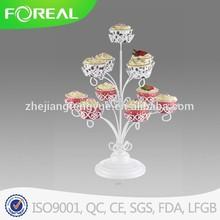 coat powder metal 11 cups cake holder