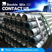 threaded conduit,steel casing,30mm diameter tubes