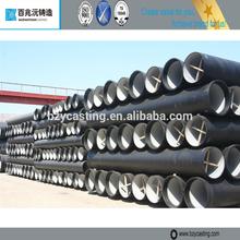 EN545/ISO2531 k9 water Di pipe
